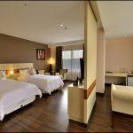 G. Suites room